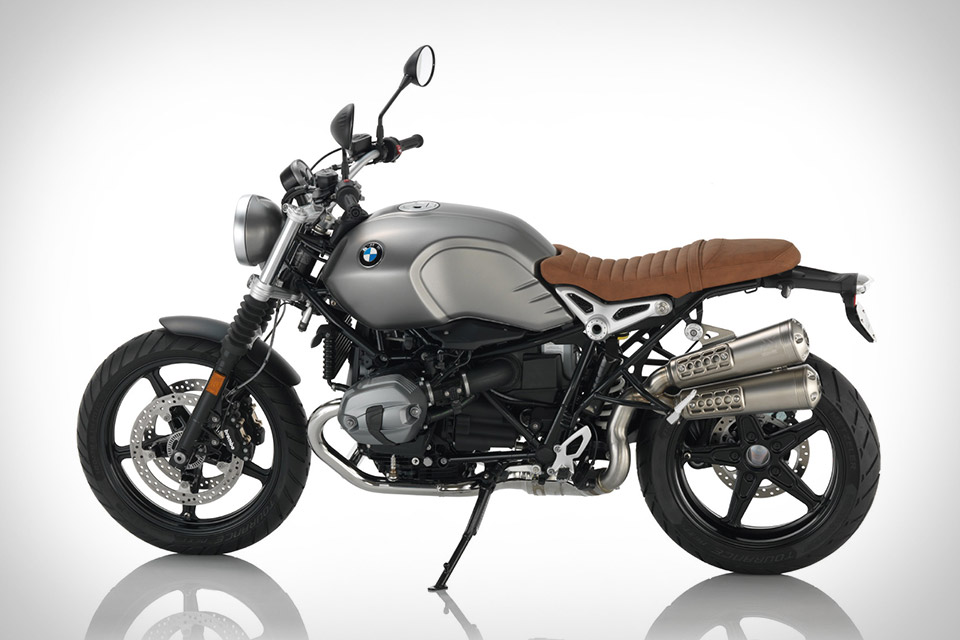 the 2016 r nine t scrambler from bmw review we buy any. Black Bedroom Furniture Sets. Home Design Ideas